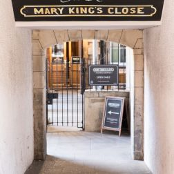 The Real Mary Kings Close (Edinburgh)