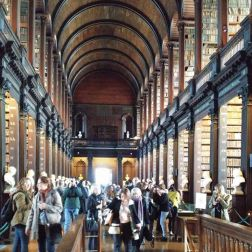Trinity College - The Long Room