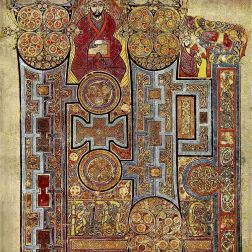 Book of Kells (zdroj: Wikipedia)
